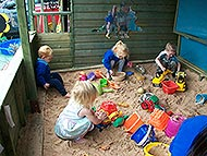 Nursery School Playground