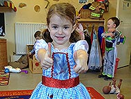 World Book Day at our Nursery
